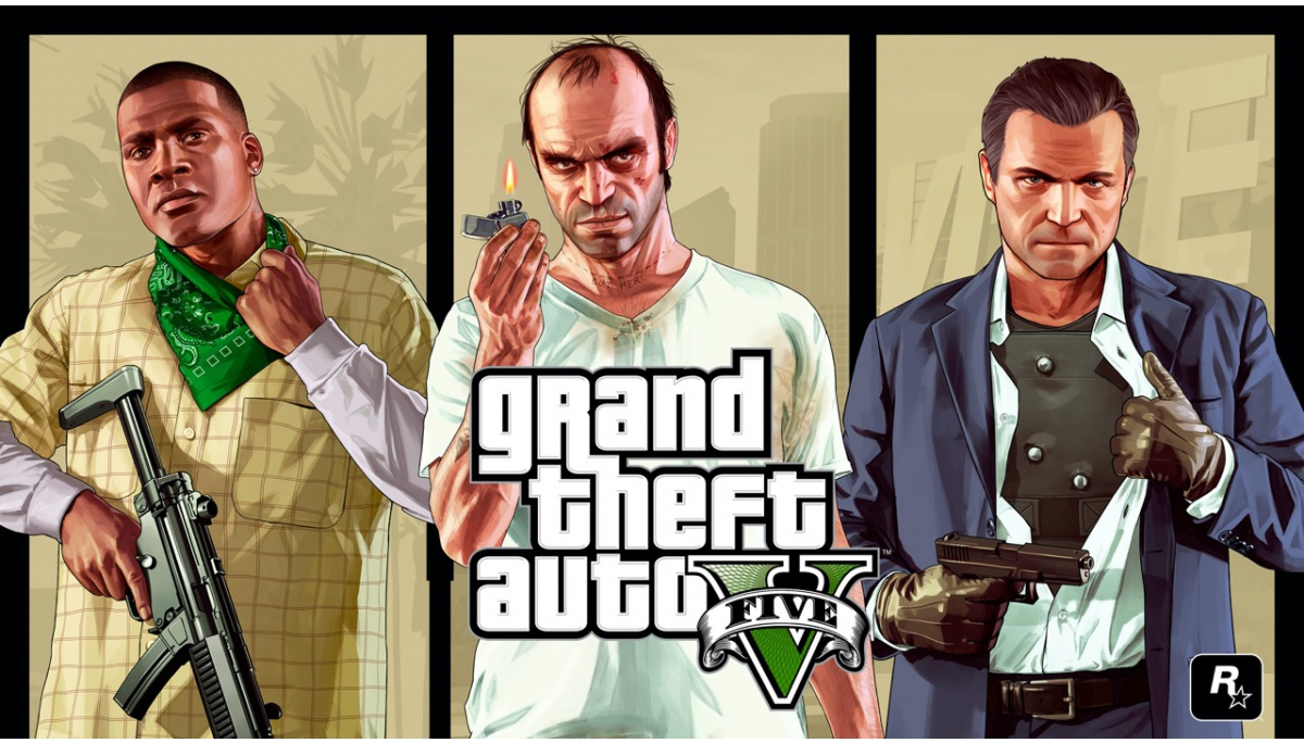Grand Theft Auto V Feaetured Image
