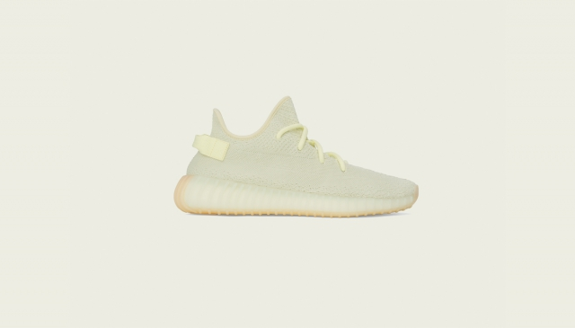 YEEZY BOOST 350 V2 Butter 夏日配色強勢回歸