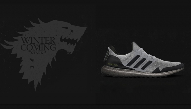 《Game Of Thrones》 X adidas 聯名款 傳與最終季同步 2019 登場