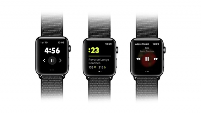 NIKE TRAINING CLUB APP 登陸 APPLE WATCH