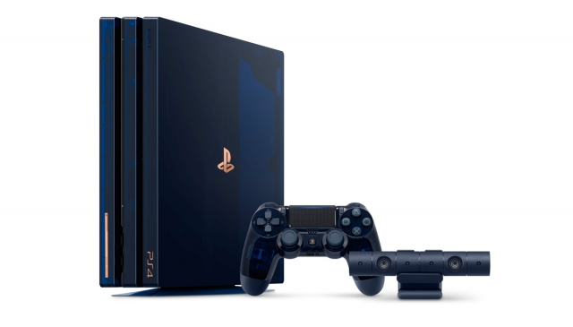 #00888 公益競標 | PlayStation4 Pro 500 Million Limited Edition