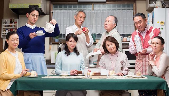 青木隆子家族